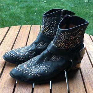 JEFFREY CAMPBELL Presley studded boot 9